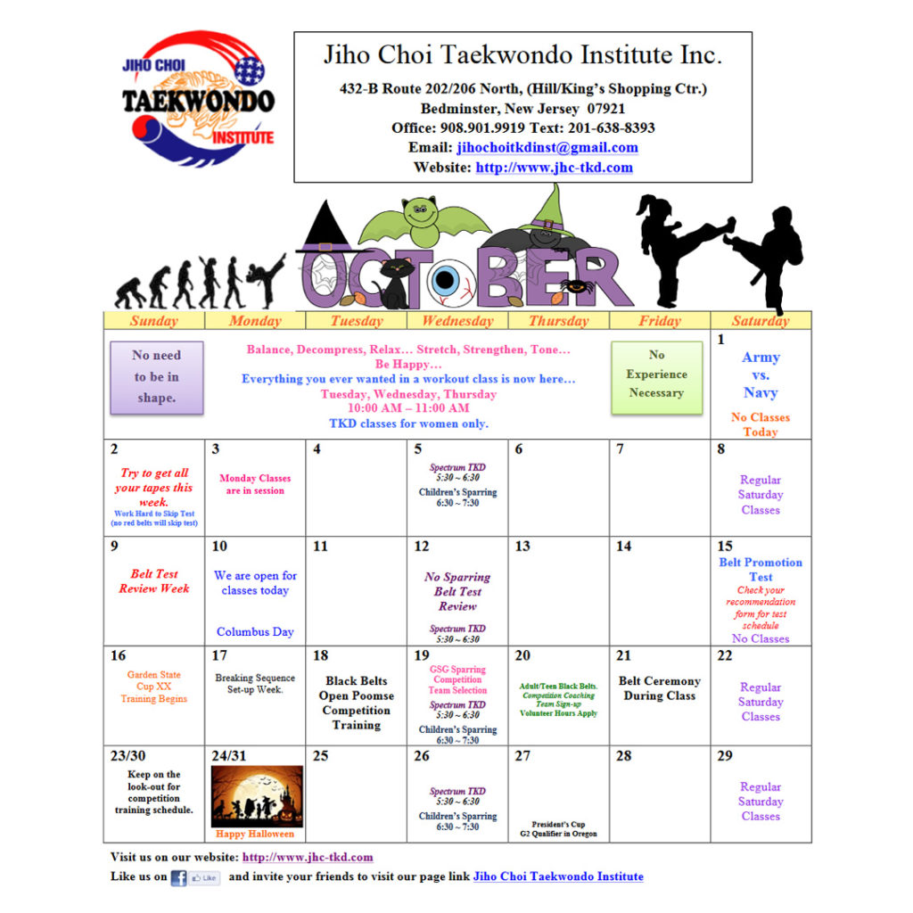 jihochoi-taekwondo-institute-2016-october-events-fl