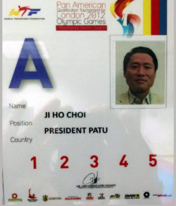 jihochoi-taekwondo-institute-vip-pass-olympics-2012-london-fl