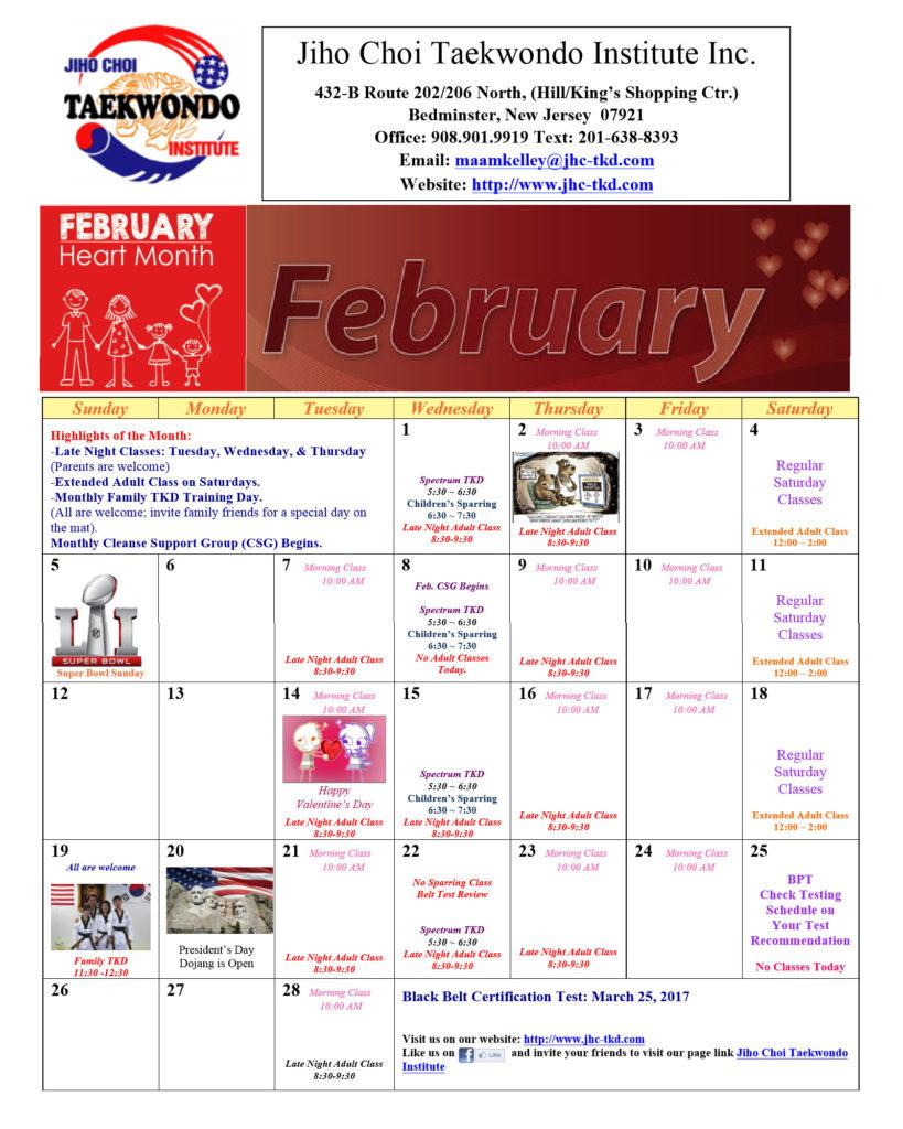 jhc-tkd-calendar-2017-february-fl