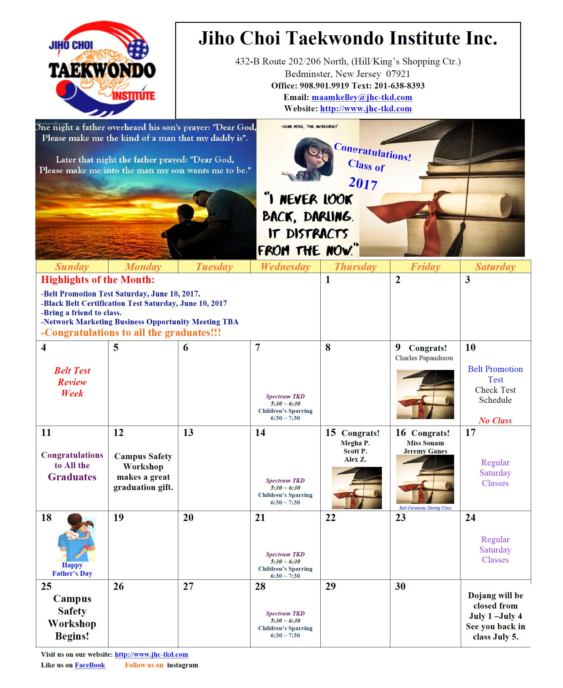 jhc-tkd-calendar-2017-06-june-fl