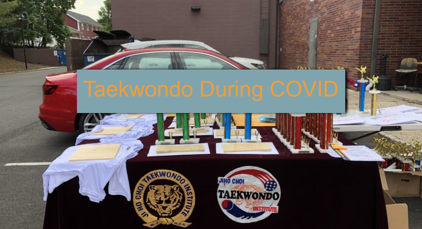 Continuing the Indomitable Spirit of Taekwondo During COVID-19